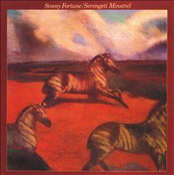Serengeti Minstrel