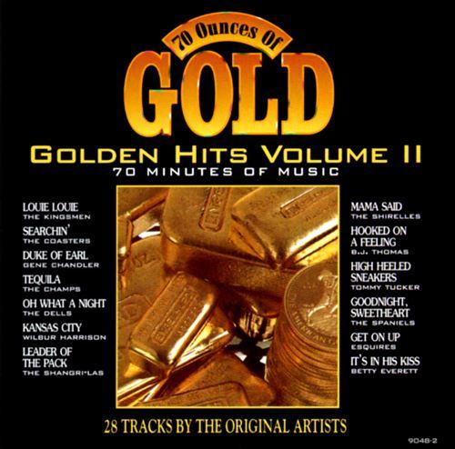 70 Ounces of Gold: Golden Hits, Vol. 2