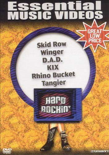 Essential Music Videos: Hard Rockin' [2004]