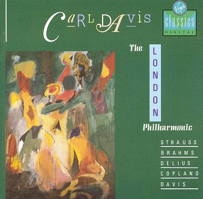 Carl Davis Conducts the London Philharmonic