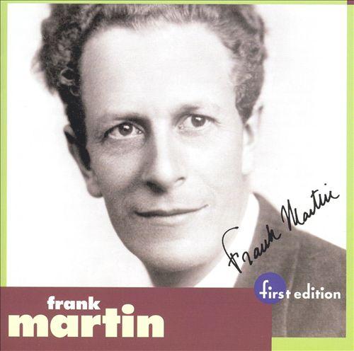 Frank Martin: Violin Concerto; Cello Concerto