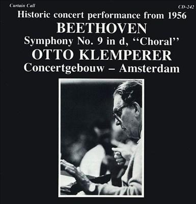 "Beethoven: Symphony No. 9 ""Choral"" [1956 Recording]"