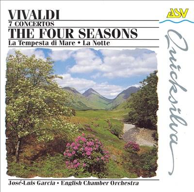 Antonio Vivaldi: Seven Concertos