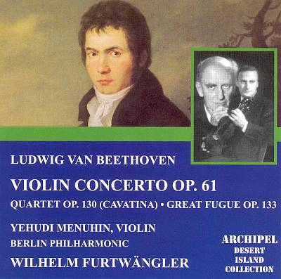 Ludwig van Beethoven: Violin Concerto Op. 61