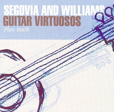 Guitar Virtuosos Play Bach