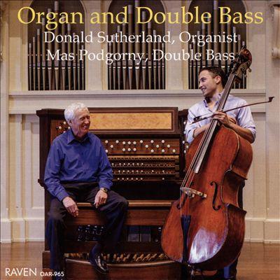 Organ & Double Bass