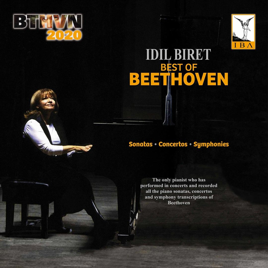 Best of Beethoven: Sonatas, Concertos, Symphonies