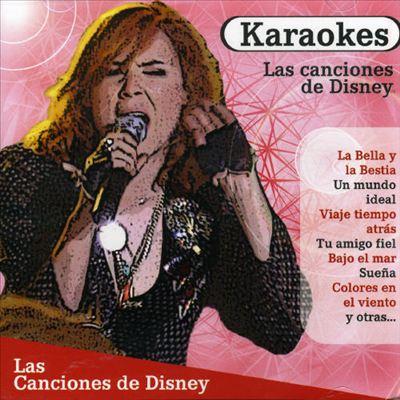 Las Canciones de Disney