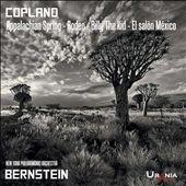 Copland: Appalachian Spring; Rodeo; Billy The Kid; El Salòn México