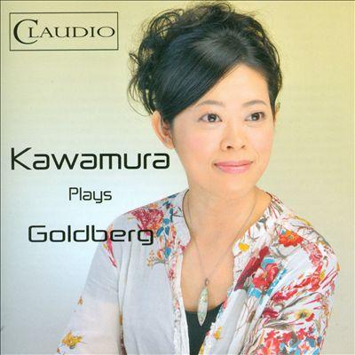 Sachiko Kawamura plays Goldberg
