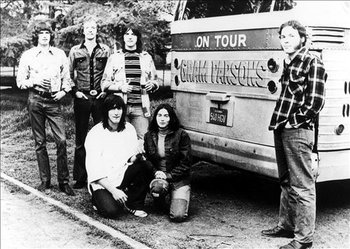 Gram Parsons & the Fallen Angels