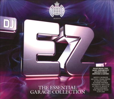 Ministry of Sound: The Essential Garage Collection