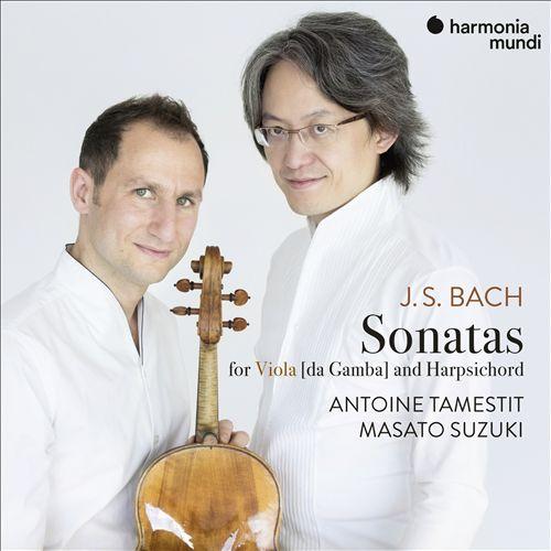 J.S. Bach: Sonatas for Viola da Gamba and Harpsichord