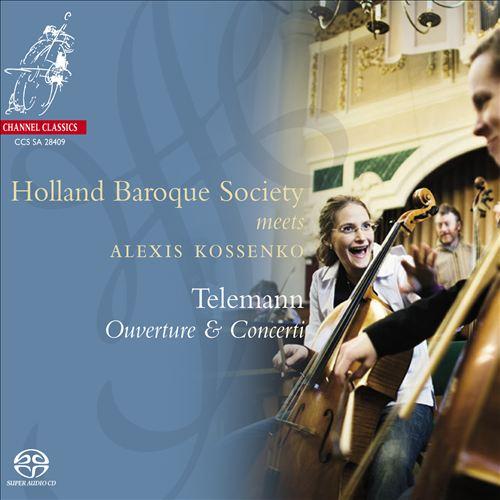 Telemann: Ouverture & Concerti