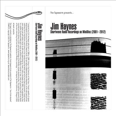 Shortwave Radio Recordings On MiniDisc