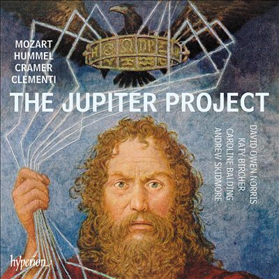 The Jupiter Project: Mozart, Hummel, Cramer, Clementi