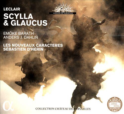 Leclair: Scylla & Glaucus