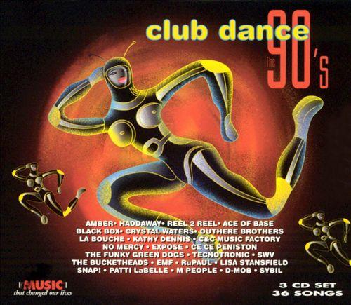 Club Dance: The 90's
