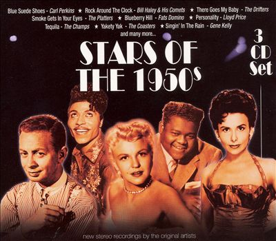 Stars of the 1950's