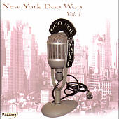 New York Doo Wop, Vol. 1