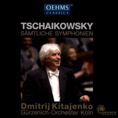 Tschaikowsky: Sämtliche Symphonien