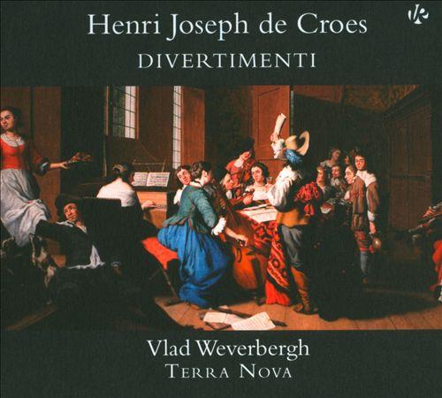 Henri Joseph de Croes: Divertimenti; Douze Morceaux