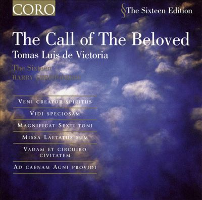 The Call of the Beloved - Tomas Luis de Victoria