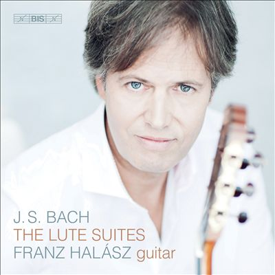 J.S. Bach: The Lute Suites