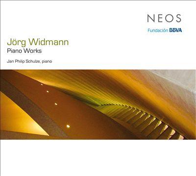 Jörg Widmann: Piano Works