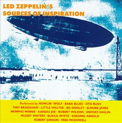 Led Zeppelin's Sources of Inspiration