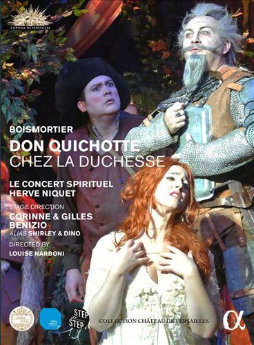 Boismortier: Don Quichotte chez la Duchesse [Video]