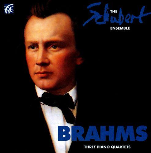 Brahms: Three Piano Quartets 1-3