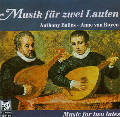 Music For Two Lutes