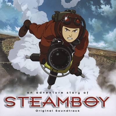 An Adventure Story of Steamboy