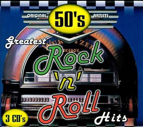 50's Greatest Rock & Roll Hits