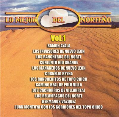 Lo Mejor del Norteno, Vol. 1