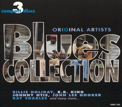 Blues Collection [Madacy Box]