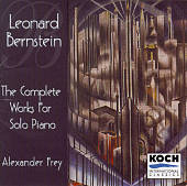 Bernstein: Complete Works for Piano
