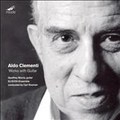 Aldo Clementi: Works with Guitar