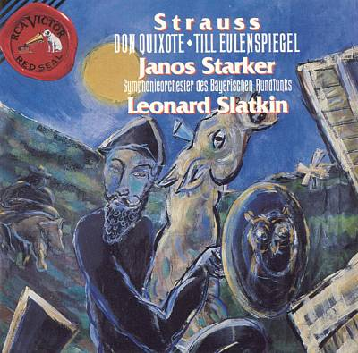 Strauss: Don Quixote; Till Eulenspiegel's Merry Pranks