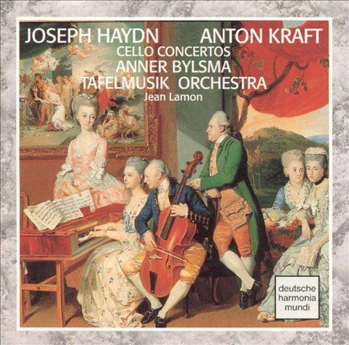 Haydn & Kraft: Cello Concertos