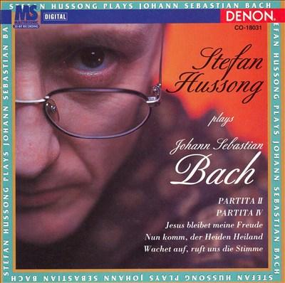 Stefan Hussong plays Johann Sebastian Bach