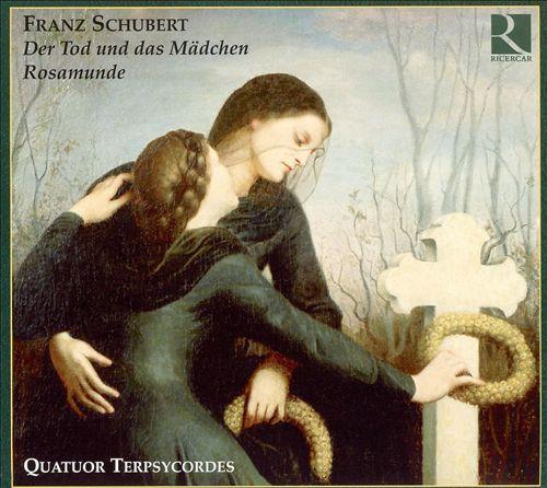 Franz Schubert: Der Tod und das Mädchen; Rosamunde