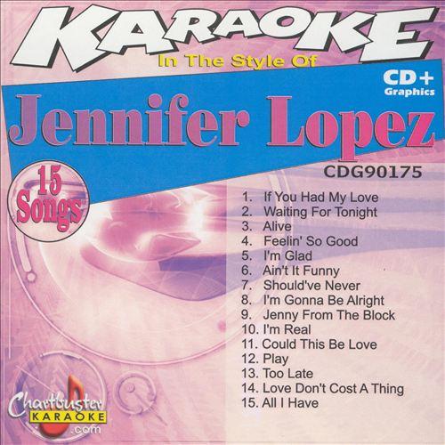 Chartbuster Karaoke: Jennifer Lopez