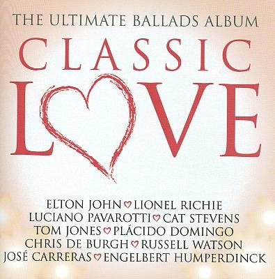 The Classic Love / The Ultimate Ballads Album