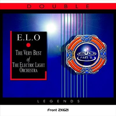 The Very Best of Electric Light Orchestra, Part II [Deja Vu]