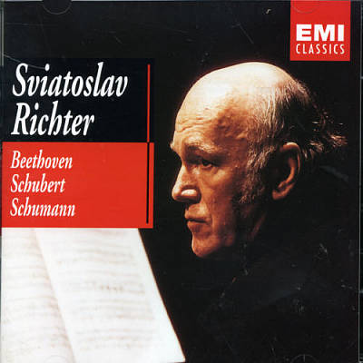 Sviatoslav Richter plays Beethoven, Schubert, Schumann