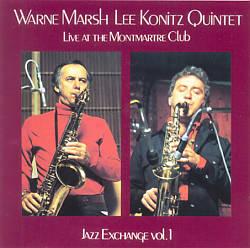 Live at the Montmartre Club: Jazz Exchange, Vol. 1