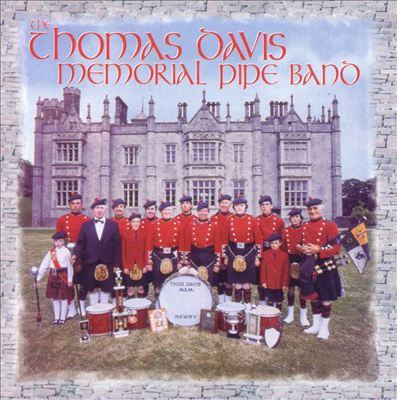 Thomas Davis Memorial Pipe Band