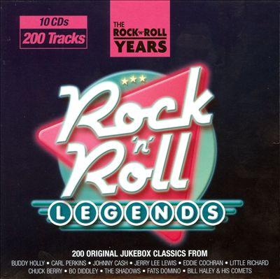 Rock 'n' Roll Era: Rock 'n' Roll Legends